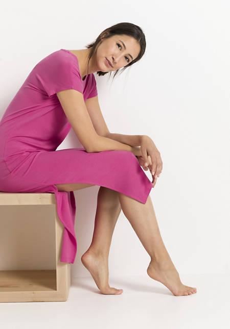 Short-sleeved nightdress made of TENCEL ™ Modal