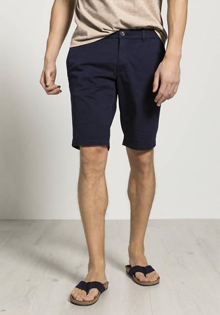 Shorts aus Bio-Baumwolle