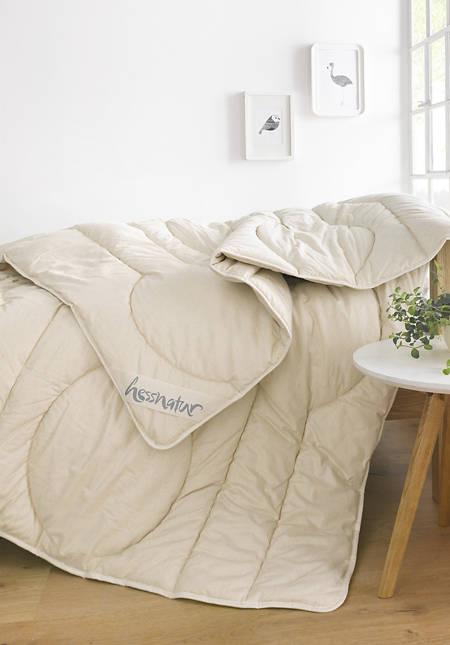 Sommerdecke Leinen mit Bio-Baumwolle