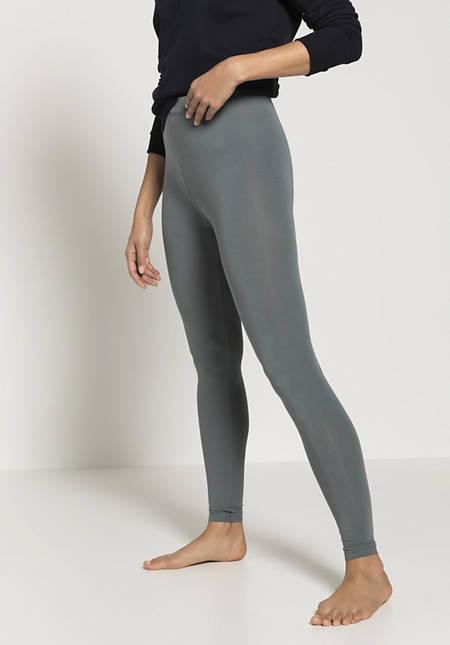 Sport-Leggings aus Bio-Baumwolle