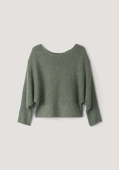 Sweater Betterecycling made of pure alpaca