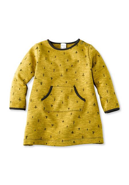 Sweatkleid aus reiner Bio-Baumwolle
