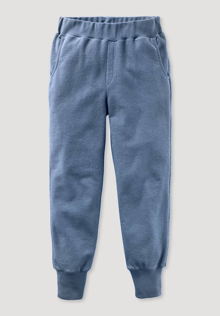 Sweatpants made from pure organic cotton