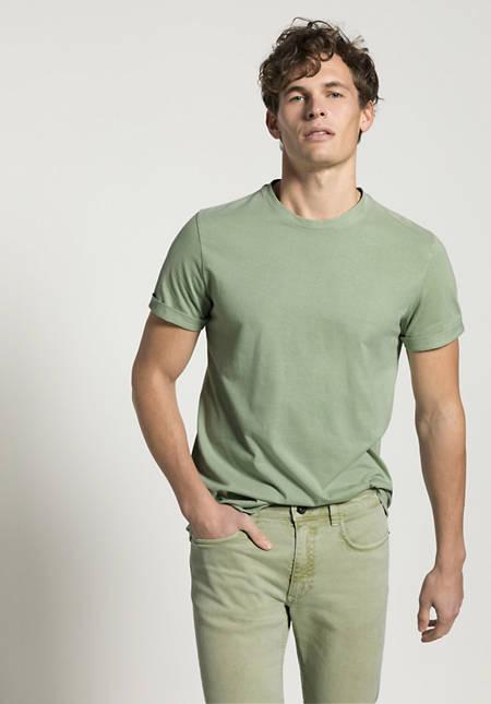 T-Shirt Natural Dye aus reiner Bio-Baumwolle