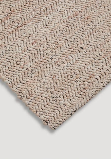 Teppich Remsa aus reiner Schurwolle