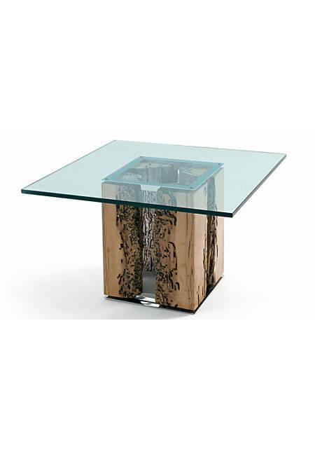 Tisch Versa aus Briccole-Holz