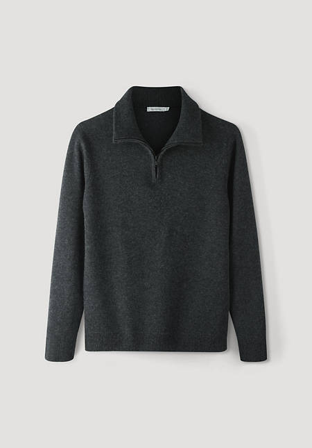 Troyer made of pure lambswool