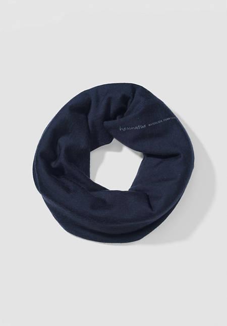 Unisex-Loop aus reiner Merinowolle