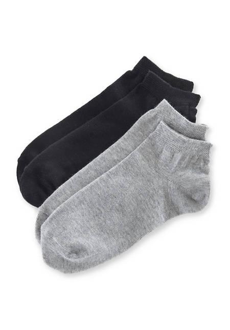 Unisex Sneakersocke aus Bio-Baumwolle