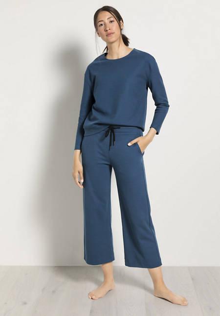 Wellness-Hose aus reiner Bio-Baumwolle