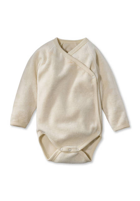 Wrap body made of pure organic terrycloth