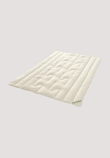 Year-round blanket organic cotton with bamboo