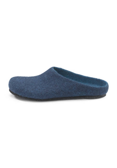 """""""Merino wool"""" slipper"""