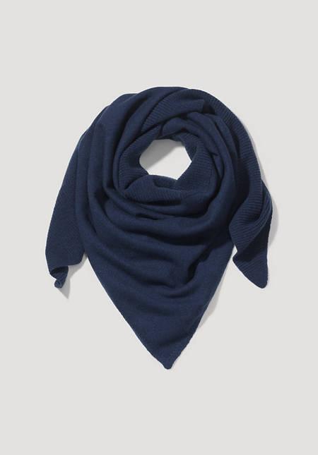 betteRecycling Schal aus reinem Kaschmir