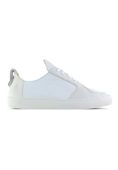 Argan Low / White Leather Max Herre