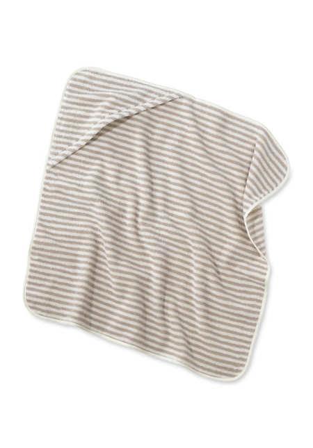 Baby Badetuch aus reiner Baumwolle