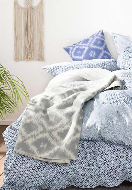 Baumwoll-Decke Samarkand