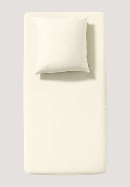 Beaver fitted sheets made from pure organic cotton