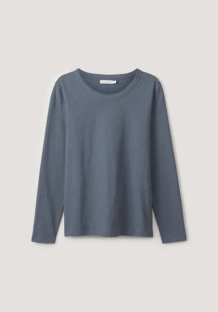Bed recycling shirt made from pure organic cotton