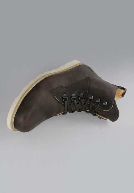 Cedar Boot / Brown Leather
