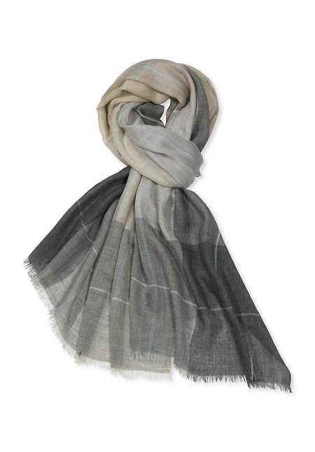Damen Schal aus reinem Kaschmir