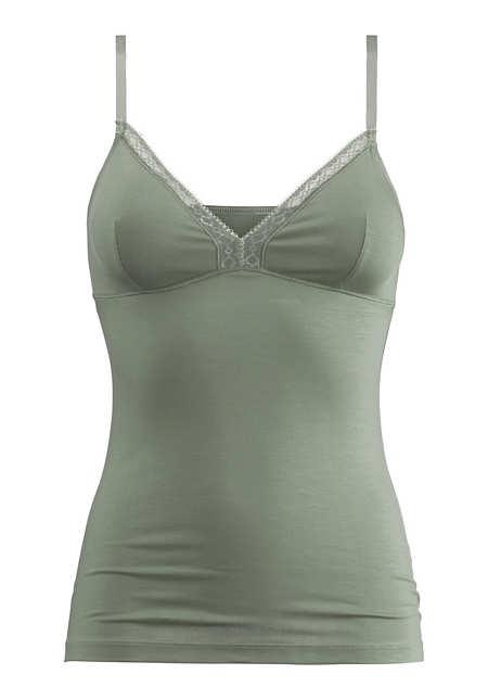Damen Unterhemd aus Modal
