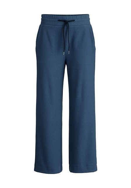 Damen Wellness-Hose aus reiner Bio-Baumwolle