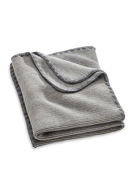 Decke aus reiner Schurwolle