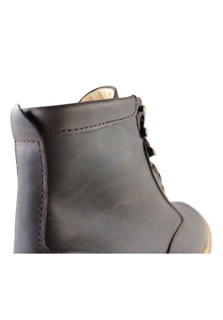 Desert High Ripple / Brown Leather