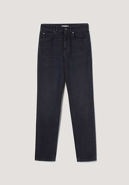 Hanna Mom Fit jeans made from pure organic denim