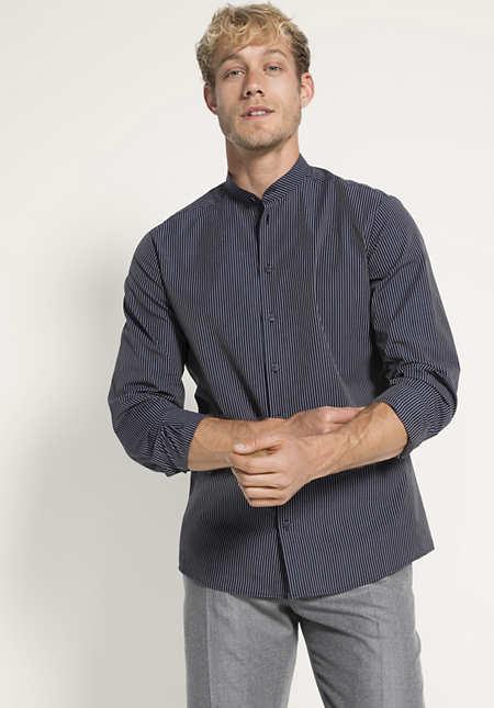Hemd Modern Fit aus reiner Bio-Bamwolle