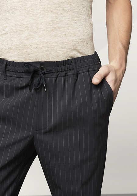 Herren Hose aus Schurwolle