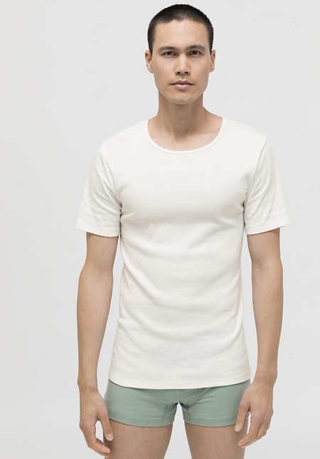 Herren T-Shirt PureDAILY im 2er Set aus reiner Bio-Baumwolle