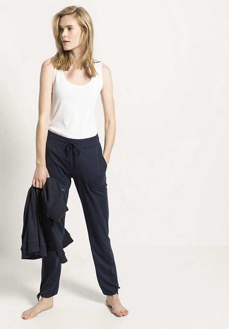 Hose aus Bio-Baumwolle und Modal