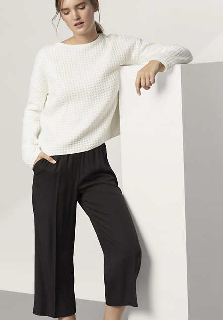 Hose aus reinem Modal