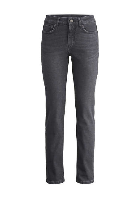 Jeans Lea Slim Fit aus Bio-Denim