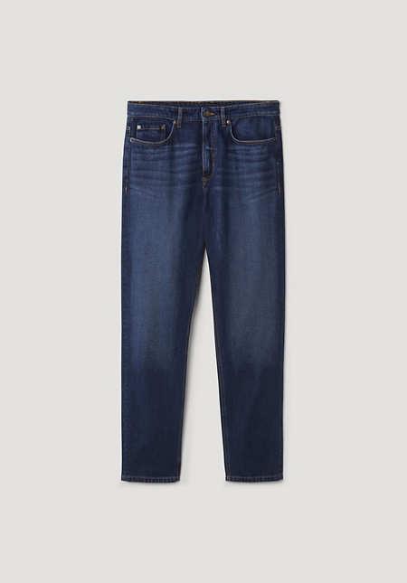 Jeans Max Tapered Fit aus reinem Bio-Denim