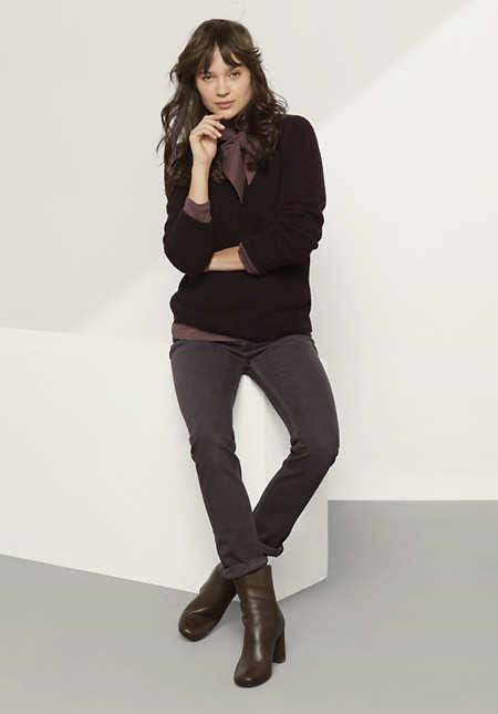 Jeans Slim Fit Antique aus Bio-Denim