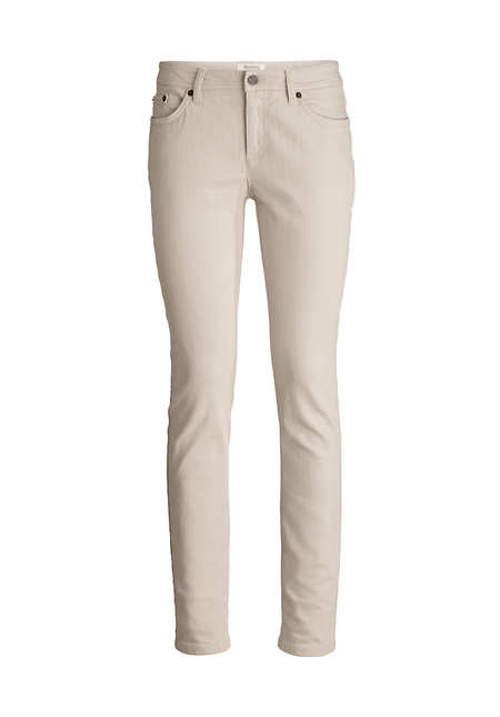 Jeans Slim Fit aus Bio-Baumwolle