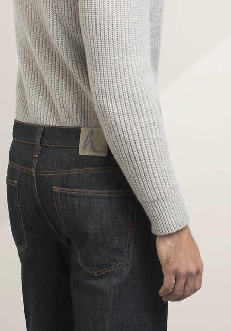 Jeans Winter-Denim Comfort Fit aus reinem Bio-Denim