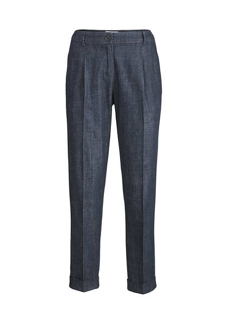 Jeans aus reiner Bio-Baumwolle