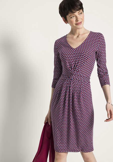 Jerseykleid aus Modal