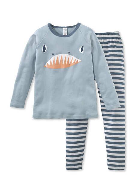 Jungs Pyjama aus reiner Bio-Baumwolle