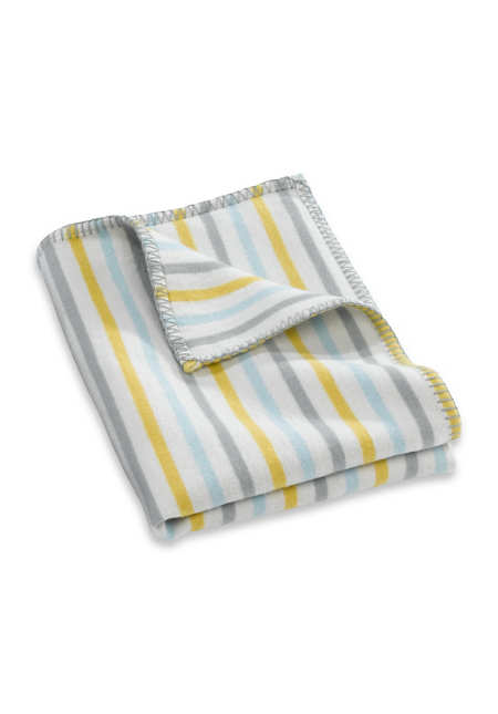 Kinder & Baby Decke aus reiner Bio-Baumwolle