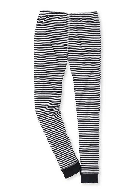 Lange Unterhose aus reiner Bio-Baumwolle