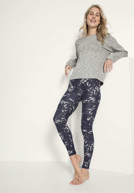 Leggings aus Modal