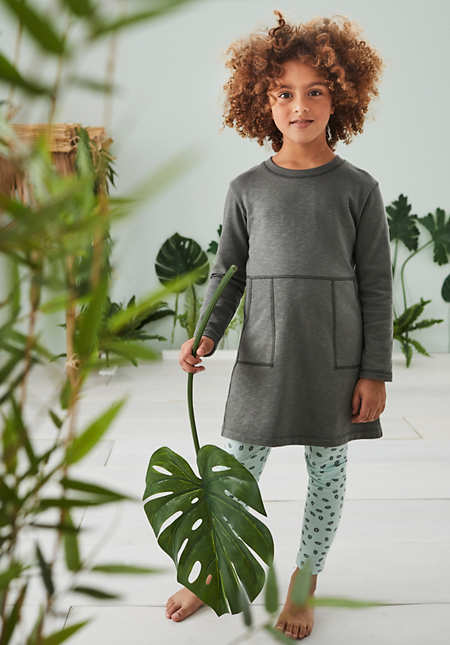 Leggings aus reiner Bio-Baumwolle