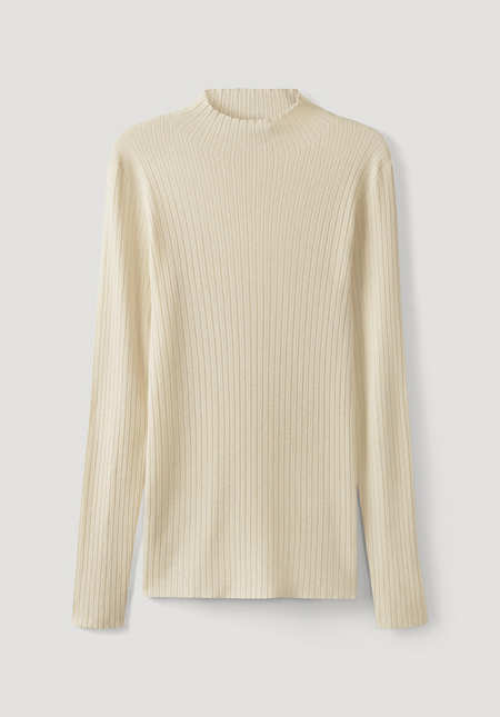 Limited by Nature sweater made of silk with cotton