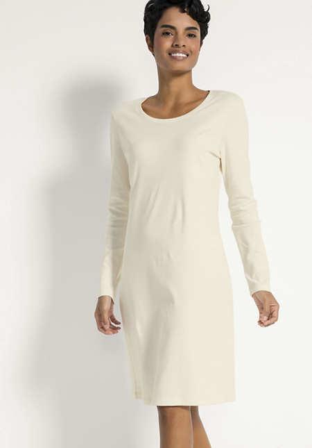 Nachthemd PureNATURE aus reiner Bio-Baumwolle