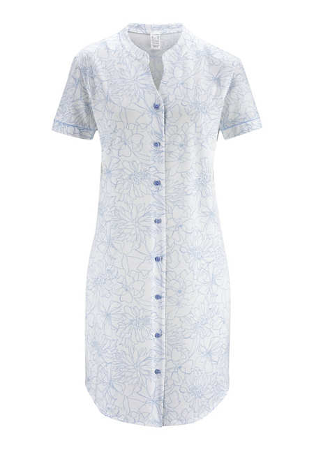 Nachthemd aus reiner Bio-Baumwolle